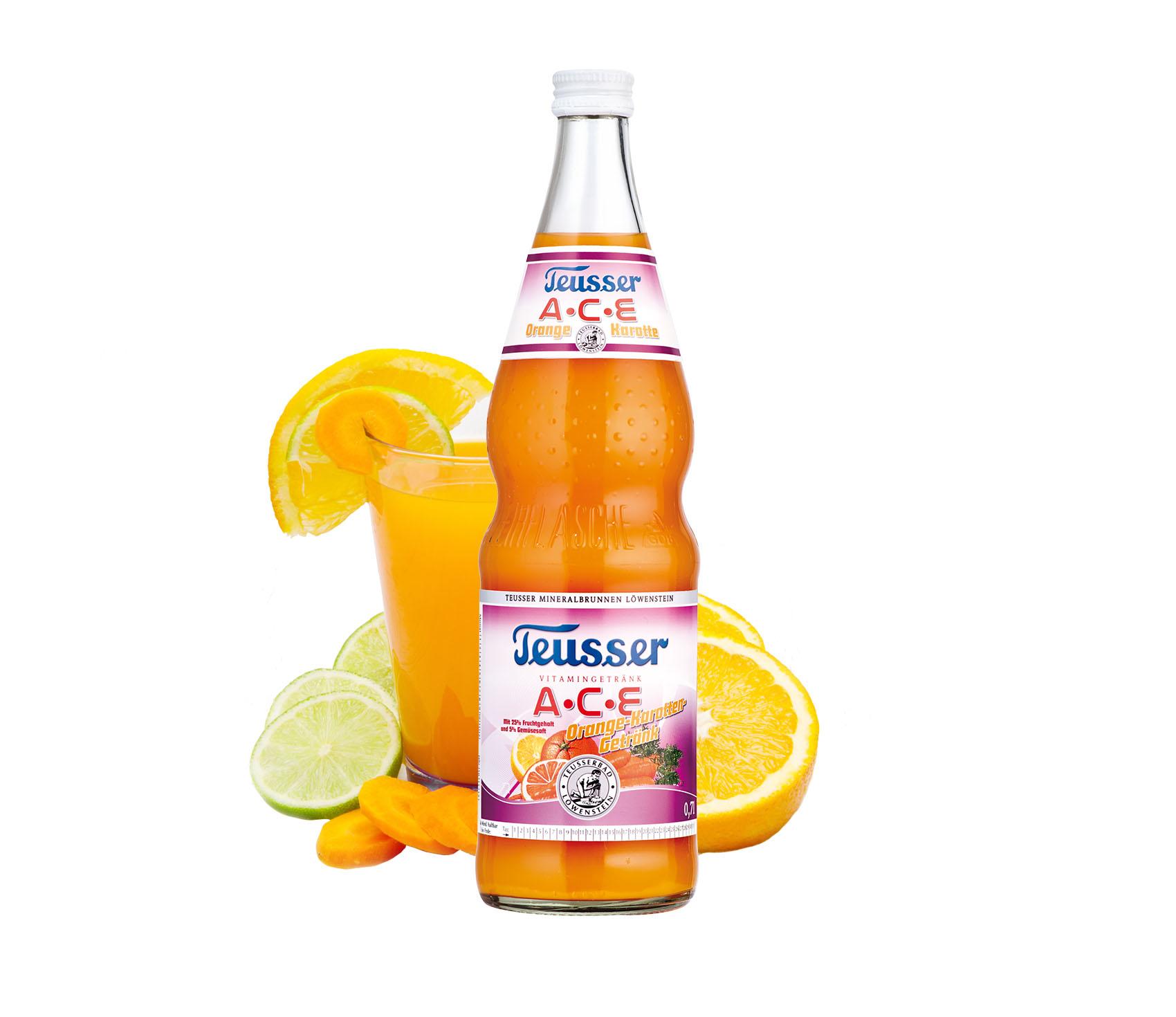 A.C.E. Orange Karotte