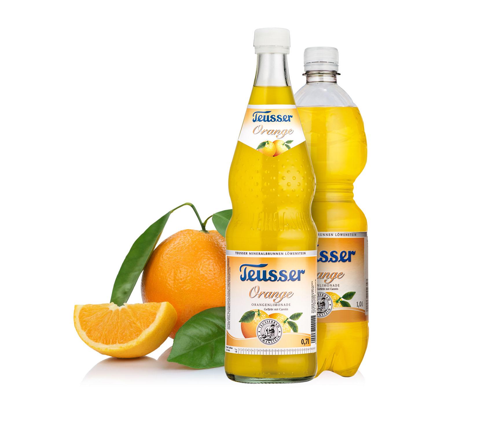 Teusser Orange