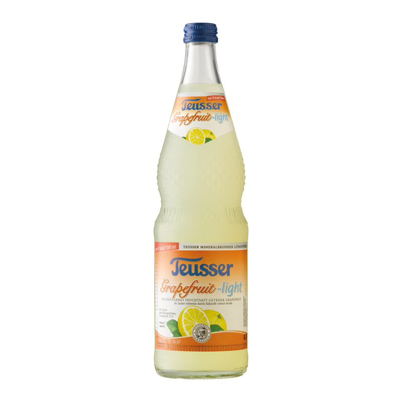 Zitrone-light 0,7l