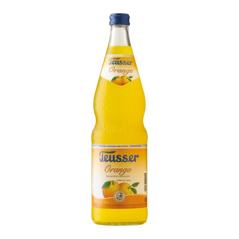 Orangenlimonade 0,7l