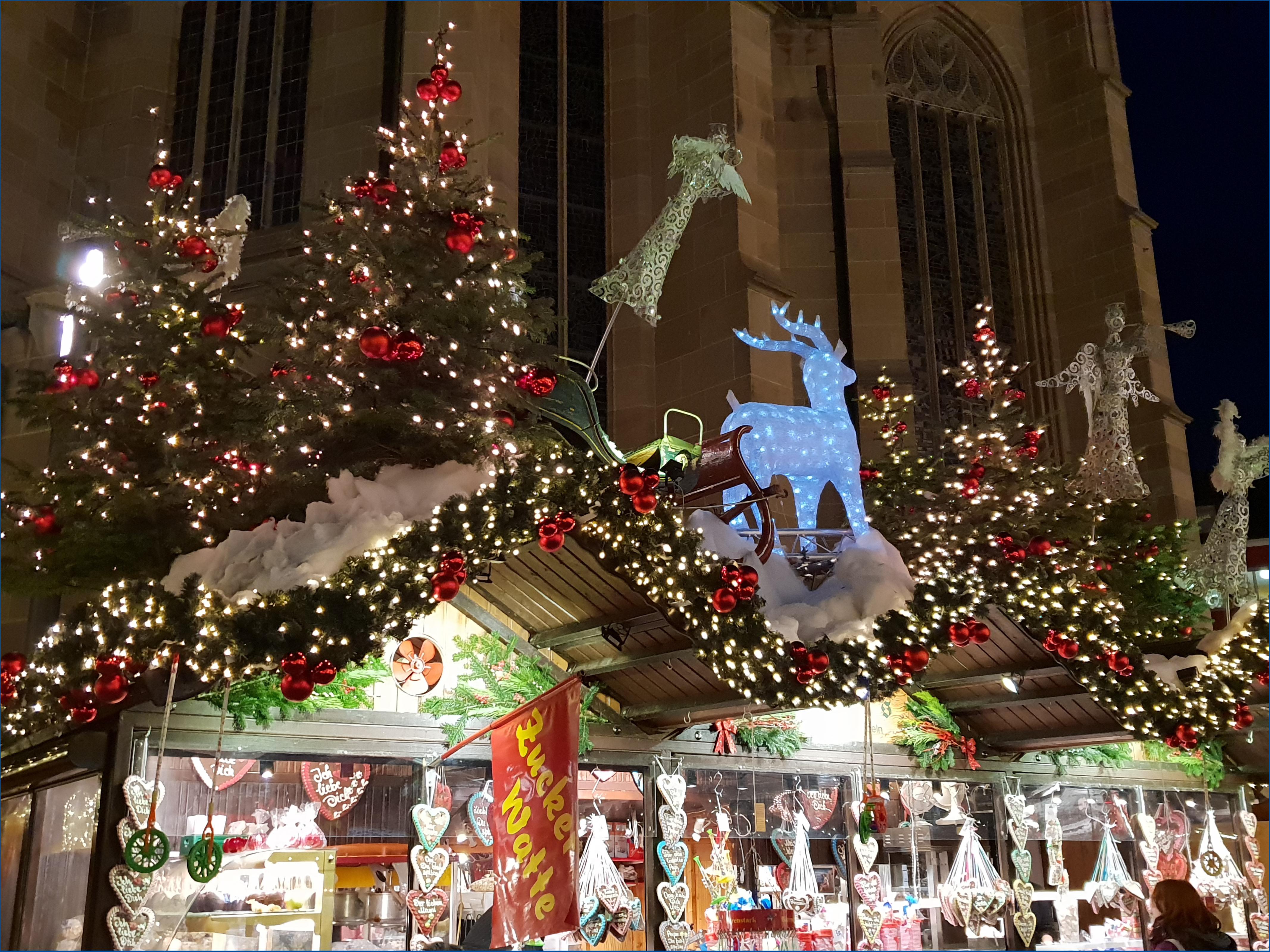 Heilbronner Weihnachtsmarkt 27.11.18 bis 22.12.1018