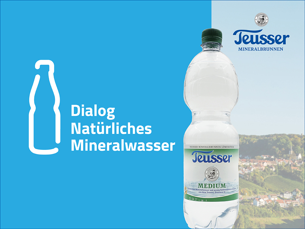 Mineralwasser und Leitungswasser im Vergleich